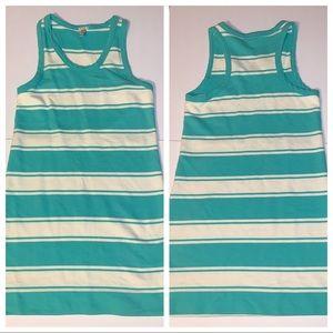 J. Crew Striped Dress XXS